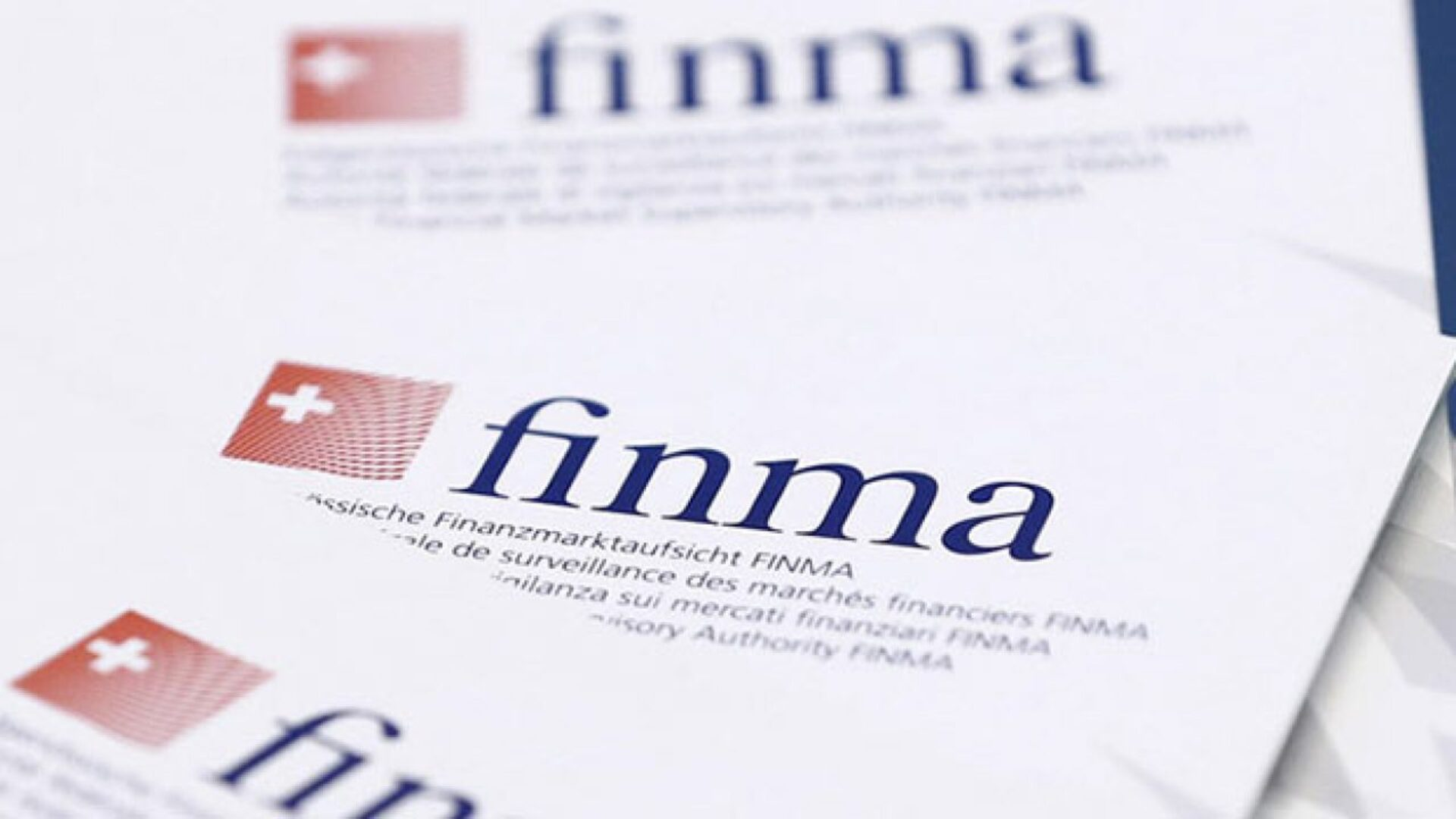 FINMA Stamp